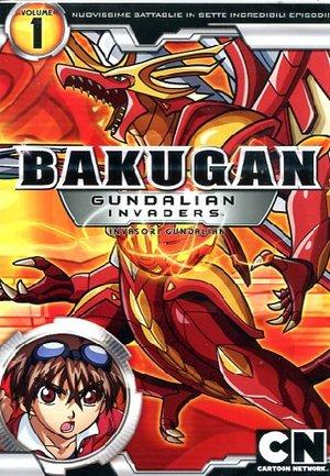 BAKUGAN - INVASORI GUNDALIAN - STAGIONE 01 #01 (DVD)