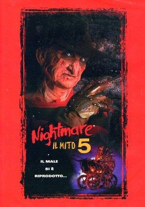 NIGHTMARE 5 - IL MITO (DVD)