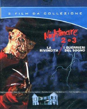 COF.NIGHTMARE 2 & 3 - LA RIVINCITA / NIGHTMARE 3 - I GUERRIERI DEL SOGNO