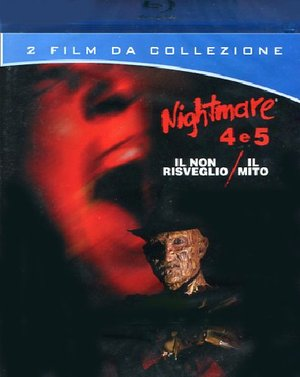 COF.NIGHTMARE 4 & 5 - IL NON RISVEGLIO / NIGHTMARE 5 - IL MITO