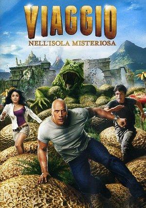 VIAGGIO NELL'ISOLA MISTERIOSA (DVD)
