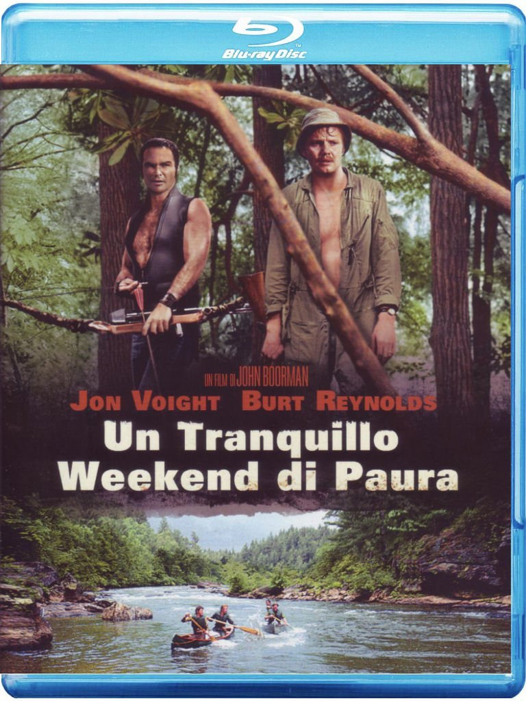 UN TRANQUILLO WEEKEND DI PAURA (BLU-RAY)