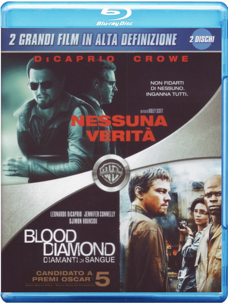 COF.BLOOD DIAMOND / NESSUNA VERITA'