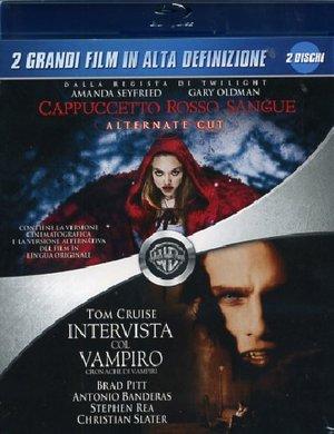 COF.INTERVISTA COL VAMPIRO / CAPPUCCETTO ROSSO SANGUE