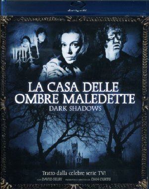LA CASA DELLE OMBRE MALEDETTE - DARK SHADOWS (BLURAY)