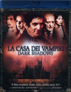 LA CASA DEI VAMPIRI - DARK SHADOWS (BLU-RAY)