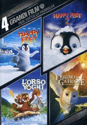 COF.PER TUTTA LA FAMIGLIA (4 DVD) (DVD)