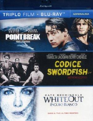 COF.POINT BREAK / CODICE SWORDFISH / WITHOUT (3 BLU-RAY)