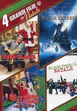 COF.FILM DI NATALE (4 DVD) (DVD)
