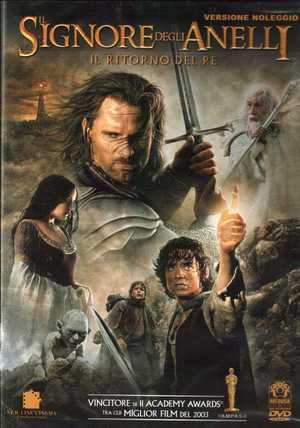 IL SIGNORE DEGLI ANELLI 3 IL RITORNO DEL RE (DVD)
