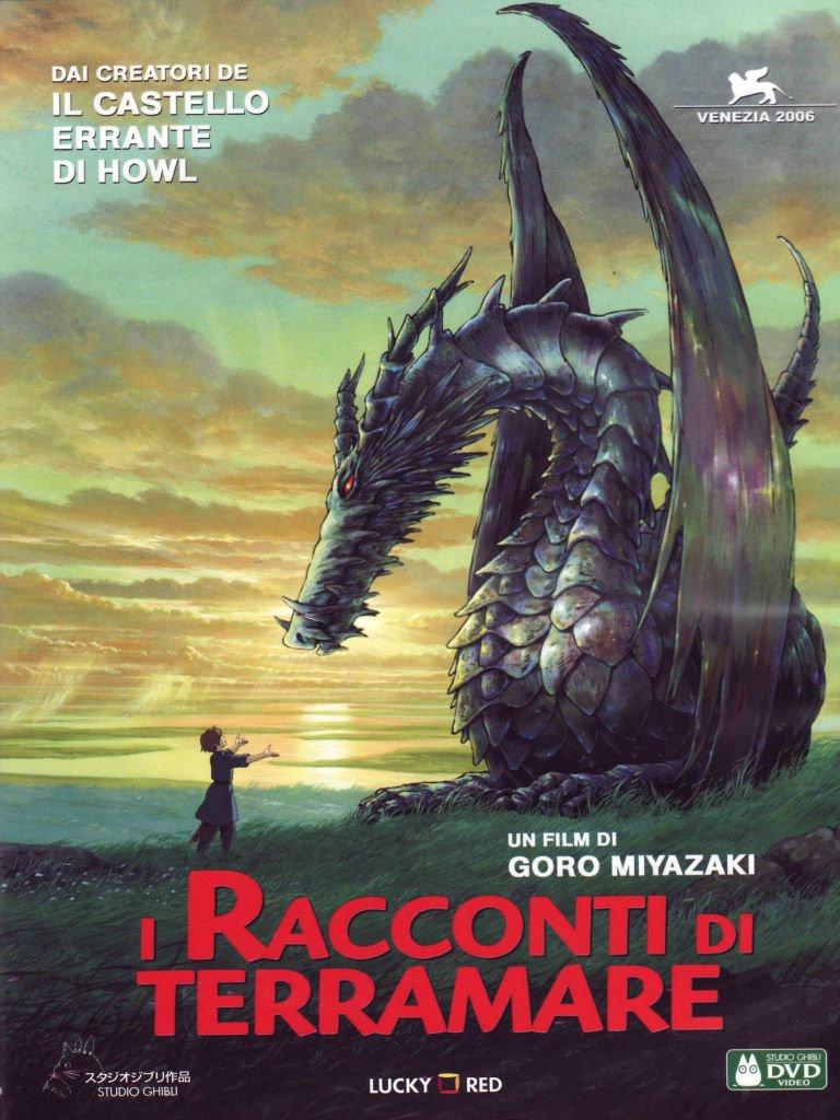 I RACCONTI DI TERRAMARE (DVD)