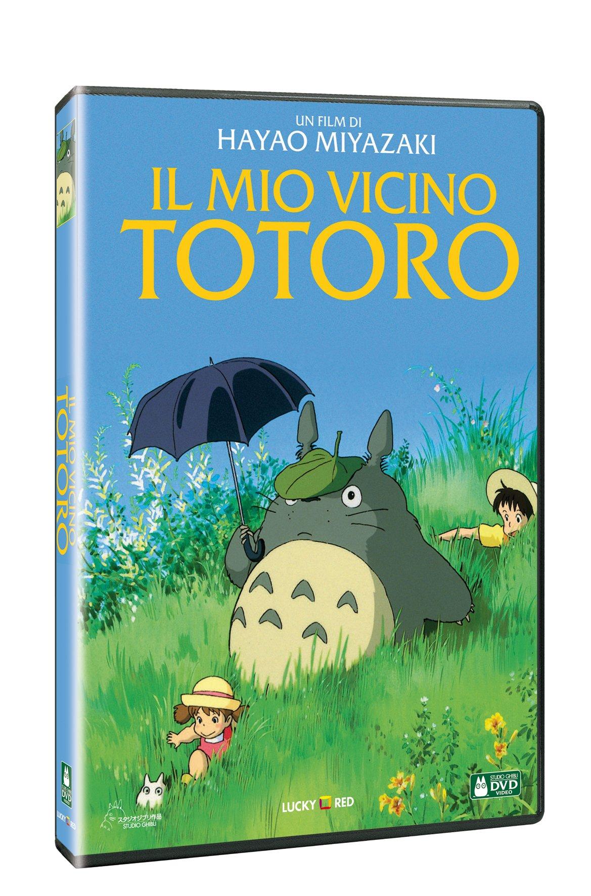 IL MIO VICINO TOTORO (DVD)