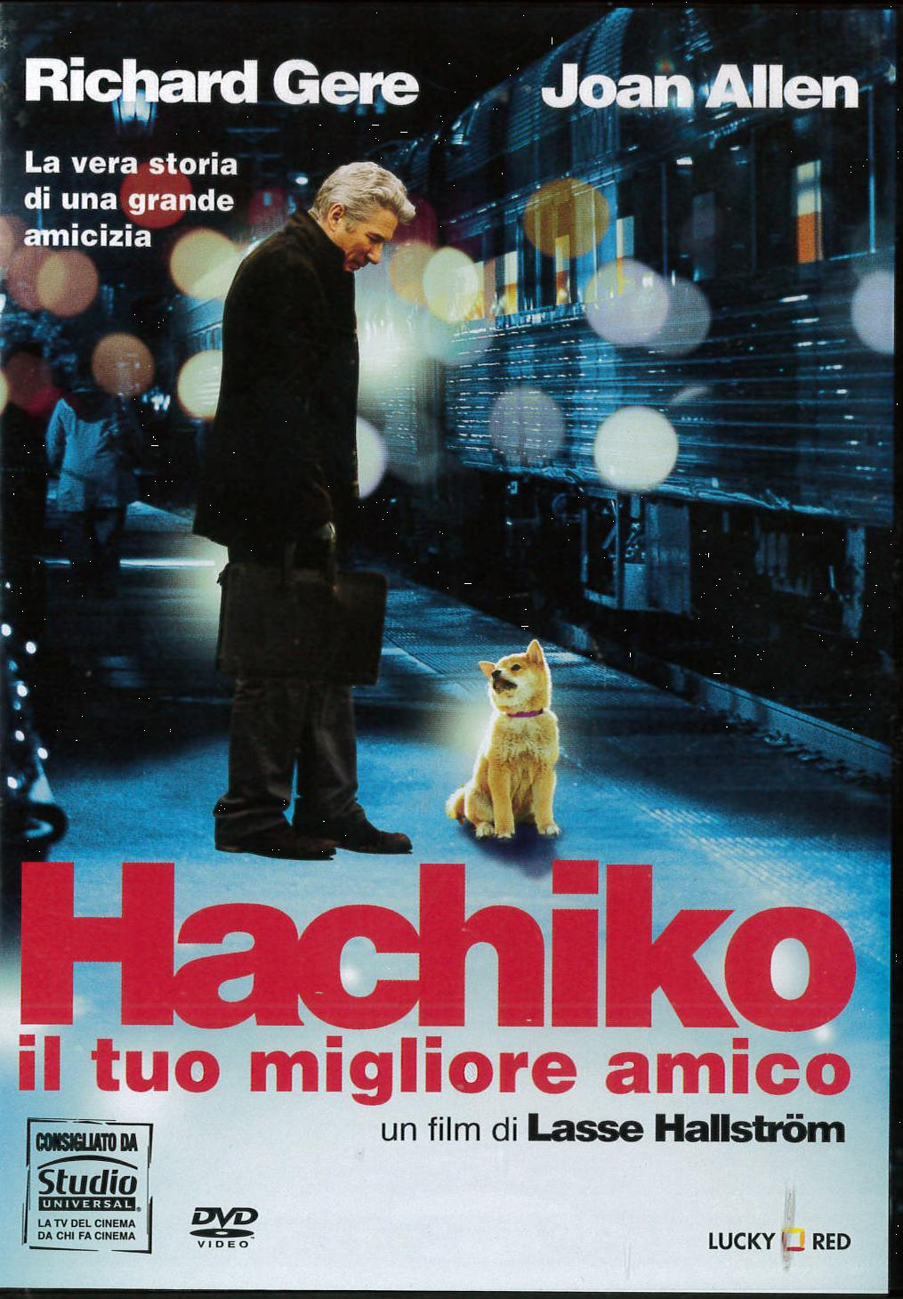 HACHIKO (DVD)