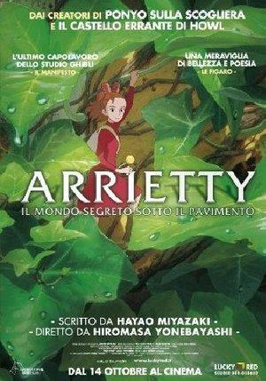 ARRIETTY - IL MONDO SEGRETO SOTTO IL PAVIMENTO (DVD)