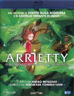 ARRIETTY - IL MONDO SEGRETO SOTTO IL PAVIMENTO (BLU-RAY)