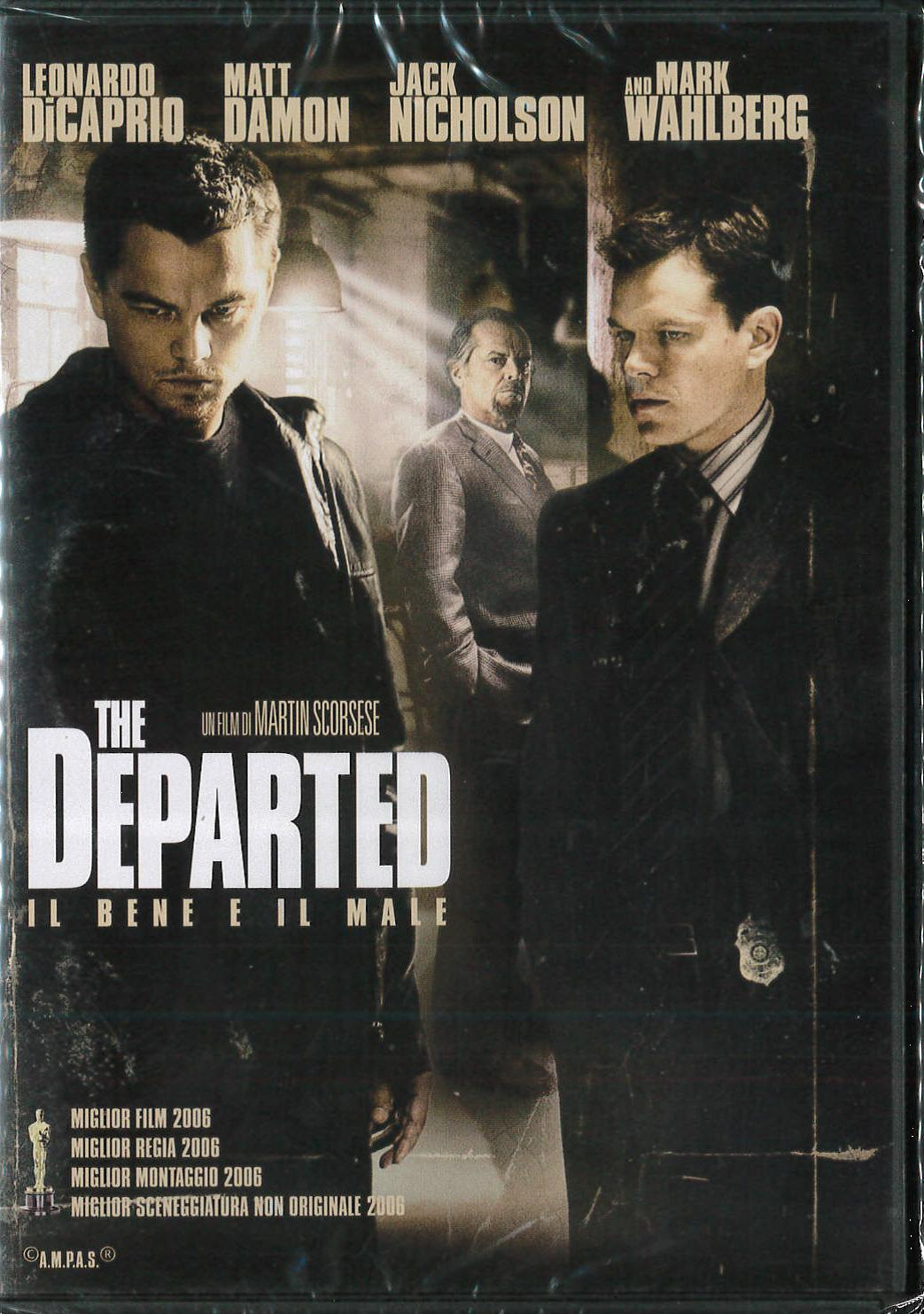 THE DEPARTED - IL BENE E IL MALE (DVD)