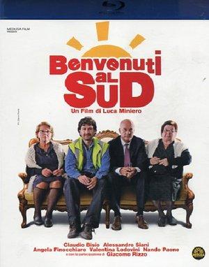 BENVENUTI AL SUD (BLU-RAY)