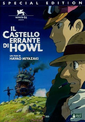 IL CASTELLO ERRANTE DI HOWL (2 DVD) (DVD)