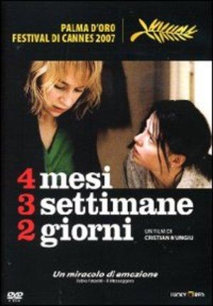 4 MESI, 3 SETTIMANE, 2 GIORNI (DVD)