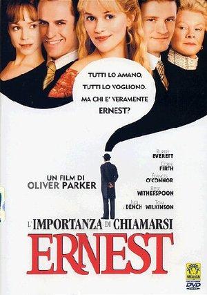 L'IMPORTANZA DI CHIAMARSI ERNEST (DVD)