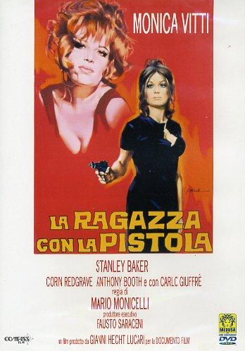 LA RAGAZZA CON LA PISTOLA (DVD)