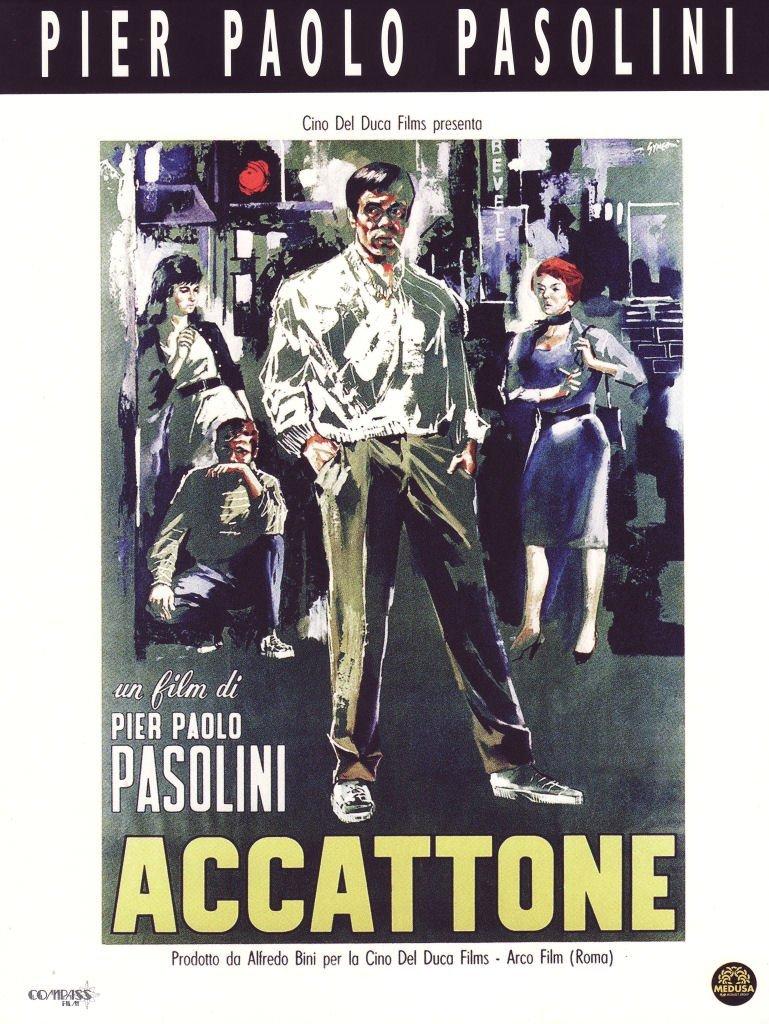 ACCATTONE (DVD)