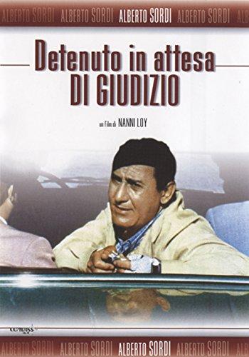 SORDI - DETENUTO IN ATTESA DI GIUDIZIO (DVD)
