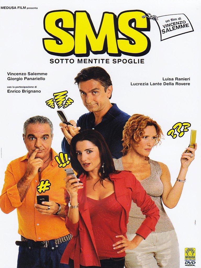 SMS - SOTTO MENTITE SPOGLIE (DVD)