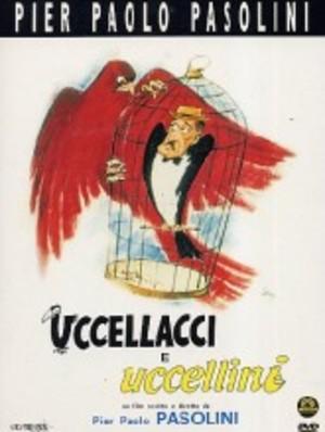 TOTO' - UCCELLACCI E UCCELLINI - COLLANA PASOLINI (DVD)