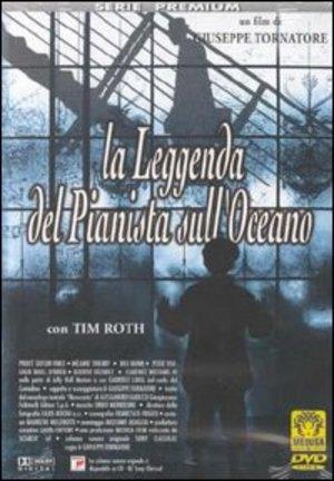LA LEGGENDA DEL PIANISTA SULL'OCEANO (DVD)