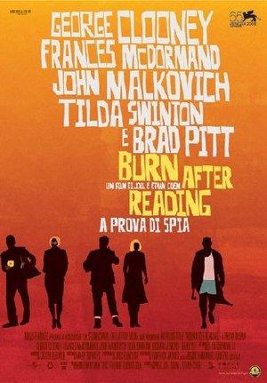 BURN AFTER READING . A PROVA DI SPIA (DVD)