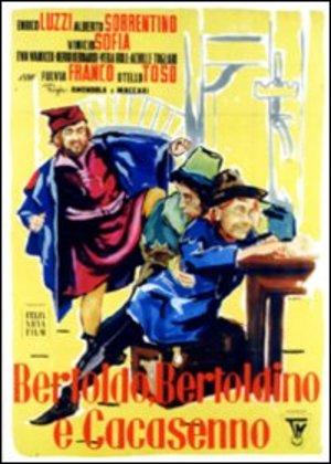 BERTOLDO, BERTOLDINO E CACASENNO (DVD)