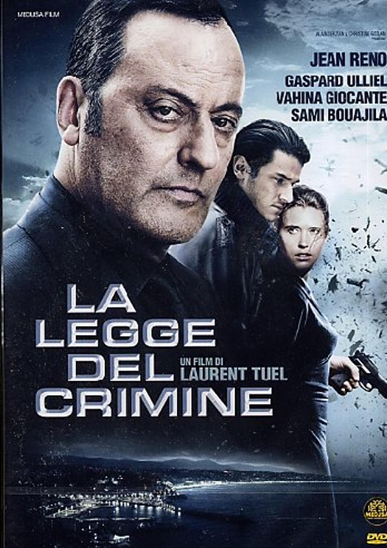 LA LEGGE DEL CRIMINE (DVD)