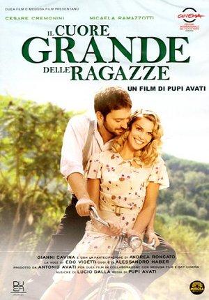 IL CUORE GRANDE DELLE RAGAZZE (DVD)