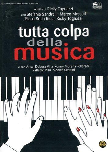 TUTTA COLPA DELLA MUSICA (RMX) (DVD)