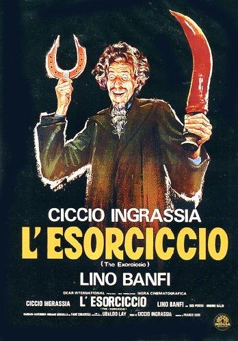 L'ESORCICCIO (DVD)
