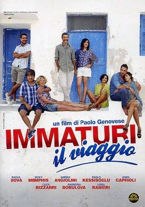 IMMATURI - IL VIAGGIO (DVD)