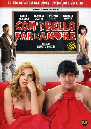 COM'E' BELLO FAR L'AMORE (2D + 3D) (2 DVD) (DVD)