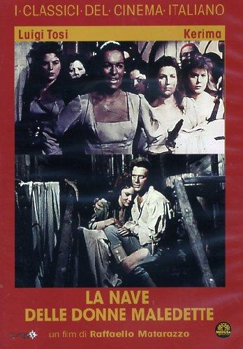 LA NAVE DELLE DONNE MALEDETTE (DVD)