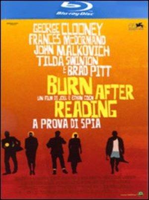 BURN AFTER READING . A PROVA DI SPIA (BLU-RAY)