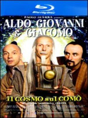 IL COSMO SUL COMO' (BLU-RAY)