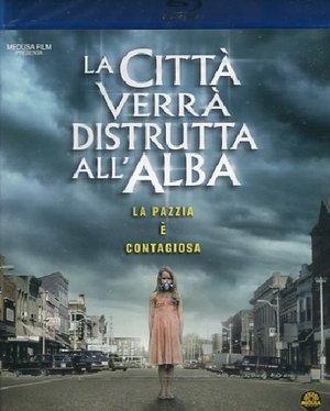 LA CITTA' VERRA' DISTRUTTA ALL'ALBA (BLU-RAY)