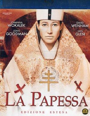 LA PAPESSA - BLU-RAY