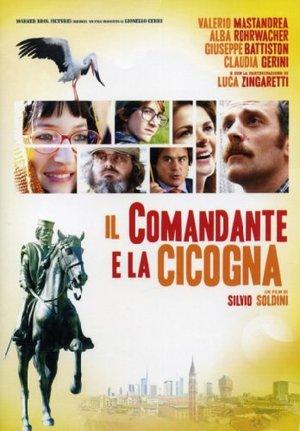 IL COMANDANTE E LA CICOGNA (DVD)
