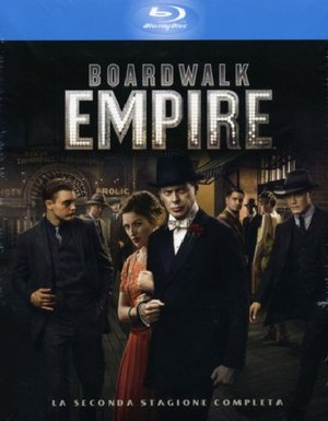 COF.BOARDWALK EMPIRE - STAGIONE 02 (BLU-RAY)