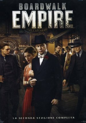 COF.BOARDWALK EMPIRE - STAGIONE 02 (5 DVD) (DVD)