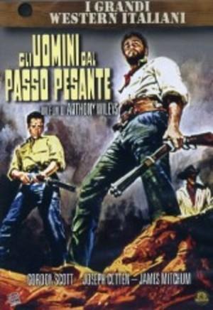 GLI UOMINI DAL PASSO PESANTE (DVD)