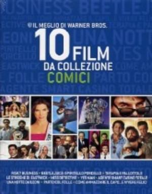 COF.WARNER BROS - 10 FILM DA COLLEZIONE COMMEDIA (10 BLU-RAY)