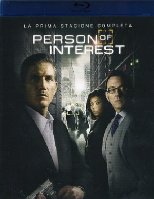 COF.PERSON OF INTEREST - STAGIONE 01 (4 BLU-RAY)
