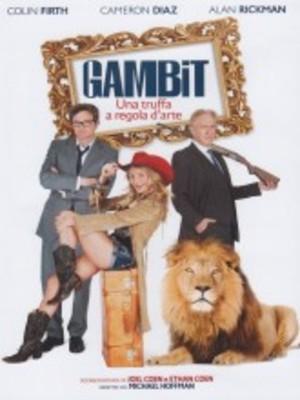 GAMBIT - UNA TRUFFA A REGOLA D'ARTE (DVD)